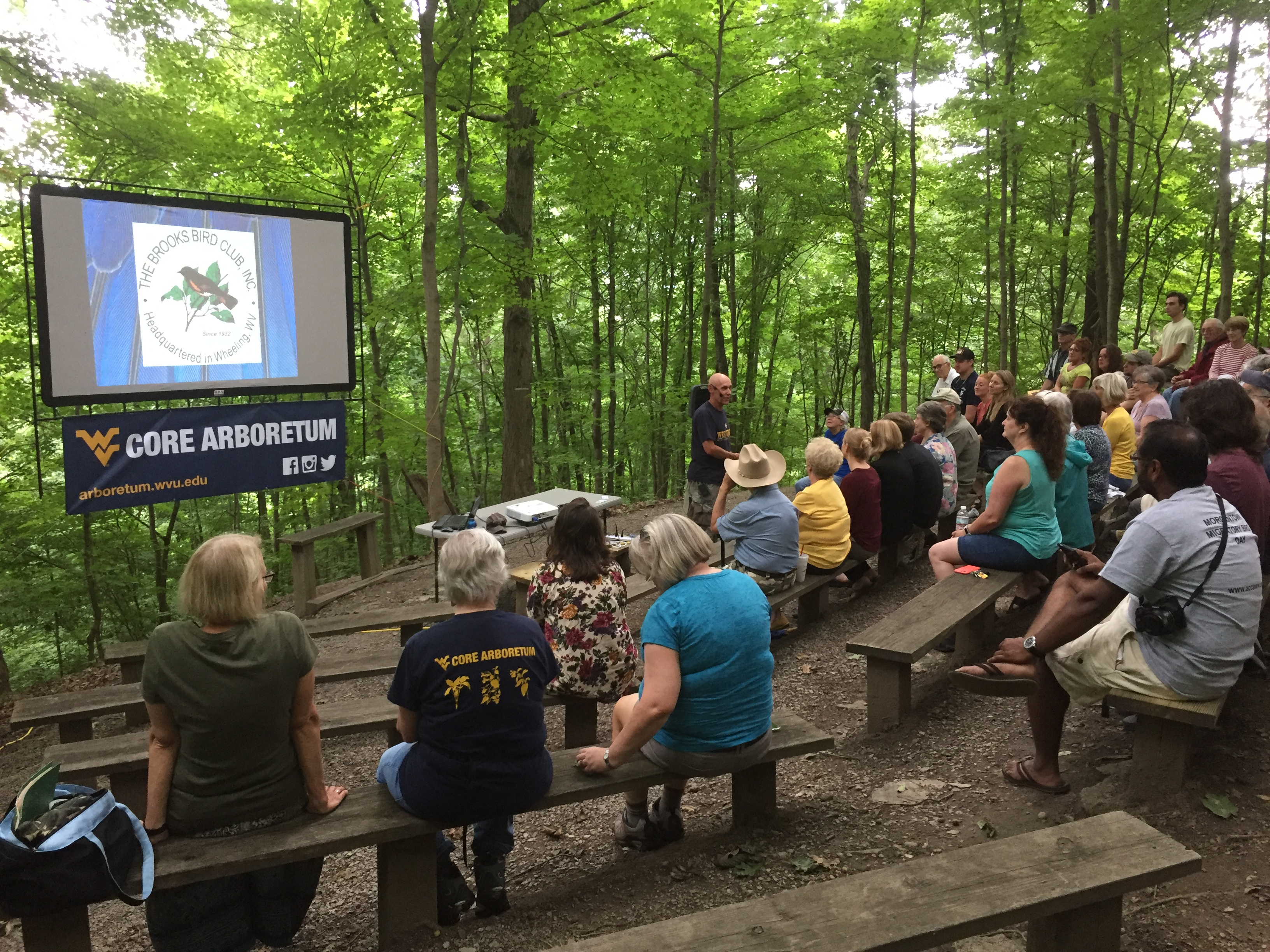 West Virginia University's Core Arboretum will bring local and regional nature experts to campus this summer in its annual Nature Connection Series.