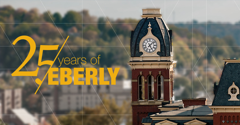 WVU's Eberly College to celebrate 25th anniversary