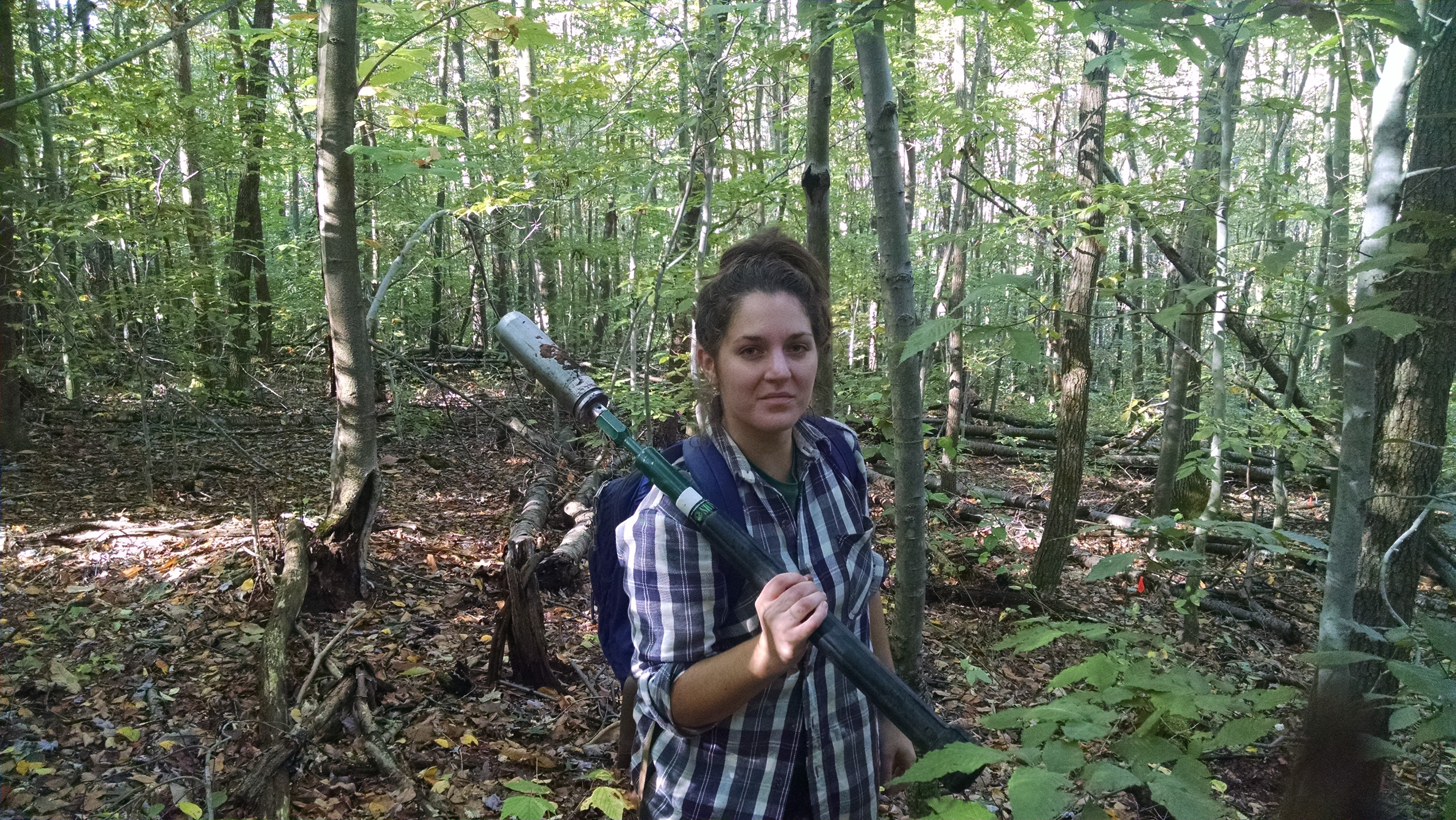 A West Virginia University graduate student is investigating how soils store carbon in ecosystems around the world to understand the impact of climate change.