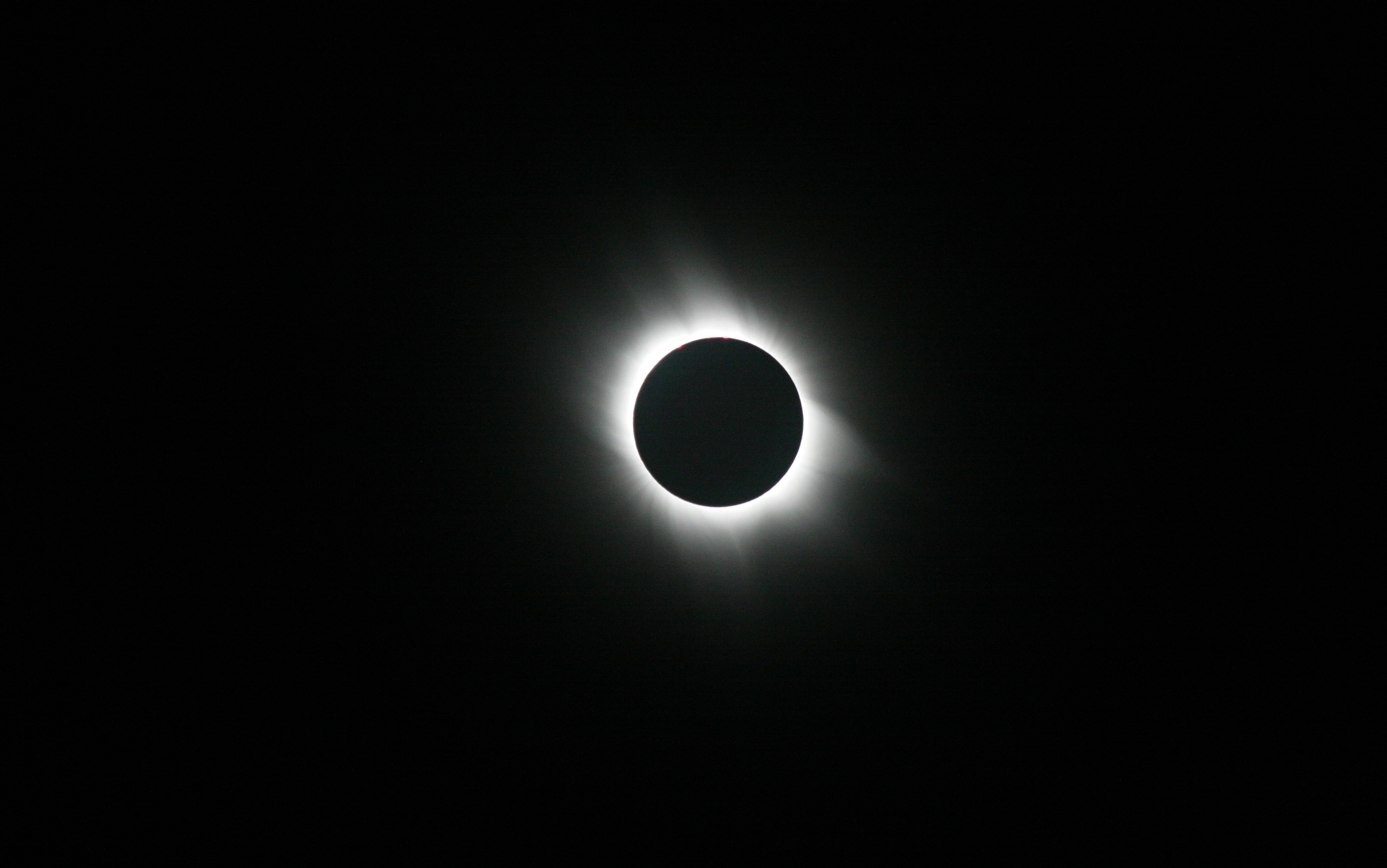 Almost every 18 months, a total solar eclipse is visible to some part of the world. However, the United States hasn't had a total solar eclipse since 1994. For the first time during the 21st century, a total solar eclipse, will be visible across the United States on Monday, Aug. 21. 