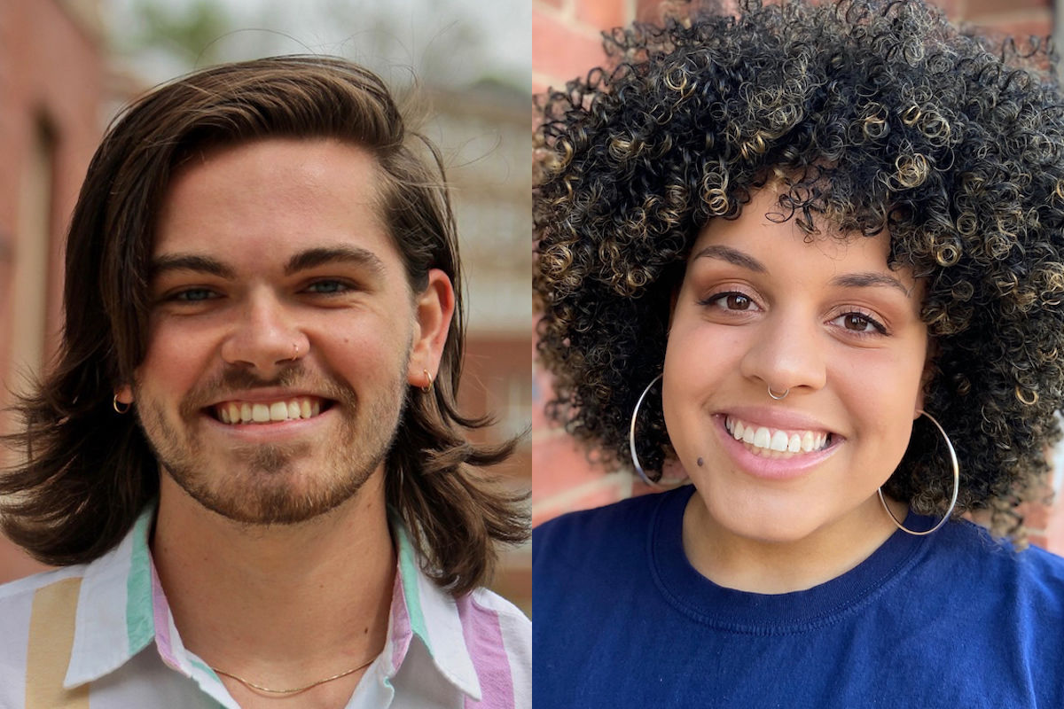 Two West Virginia University students will work for solutions to world problems and provide education opportunities to refugees as Boren Scholars in Oman and Jordan— two countries identified as critical to U.S. interests.  Both 2020 recipients, Adam Craig, of Wheeling and Myya Helm, of West Union, are students in the Eberly College of Arts and Sciences, and have completed the Honors Foundations program.  Craig is slated to return to Oman in 2021 to further his study of Arabic at the Noor Majan Arabic Institute in Muscat. With varied experiences abroad, including a National Model United Nations conference in China, Craig said what makes him most excited about becoming a Boren Scholar is the opportunity to not just talk about the problems caused by global conflicts, but to also work together on solutions.