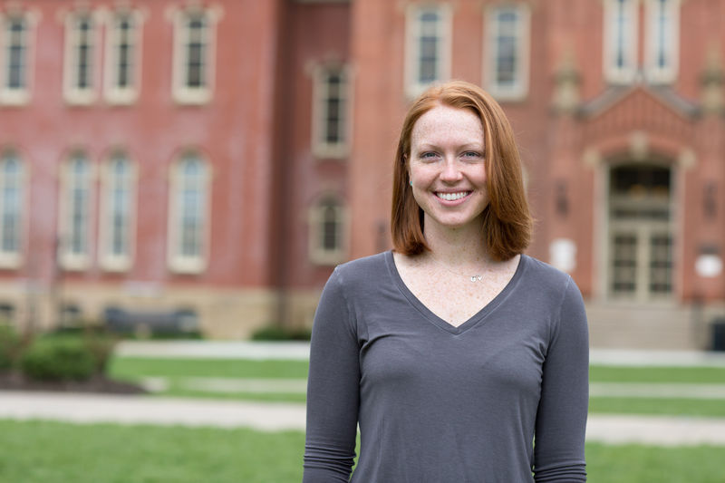 Geology grad receives GeoCUR Award for Outstanding Research