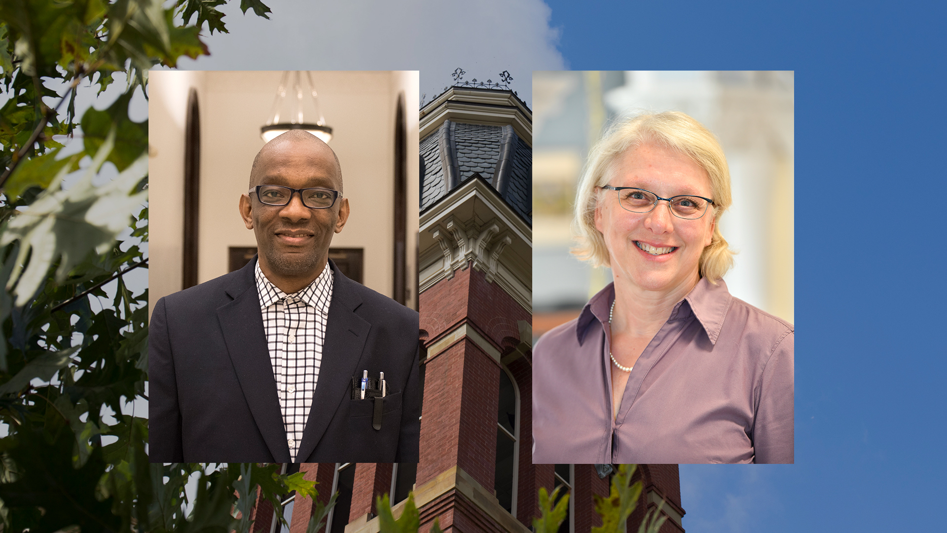 An unprecedented two scholars from West Virginia University have received the top fellowship from the National Endowment for the Humanities.