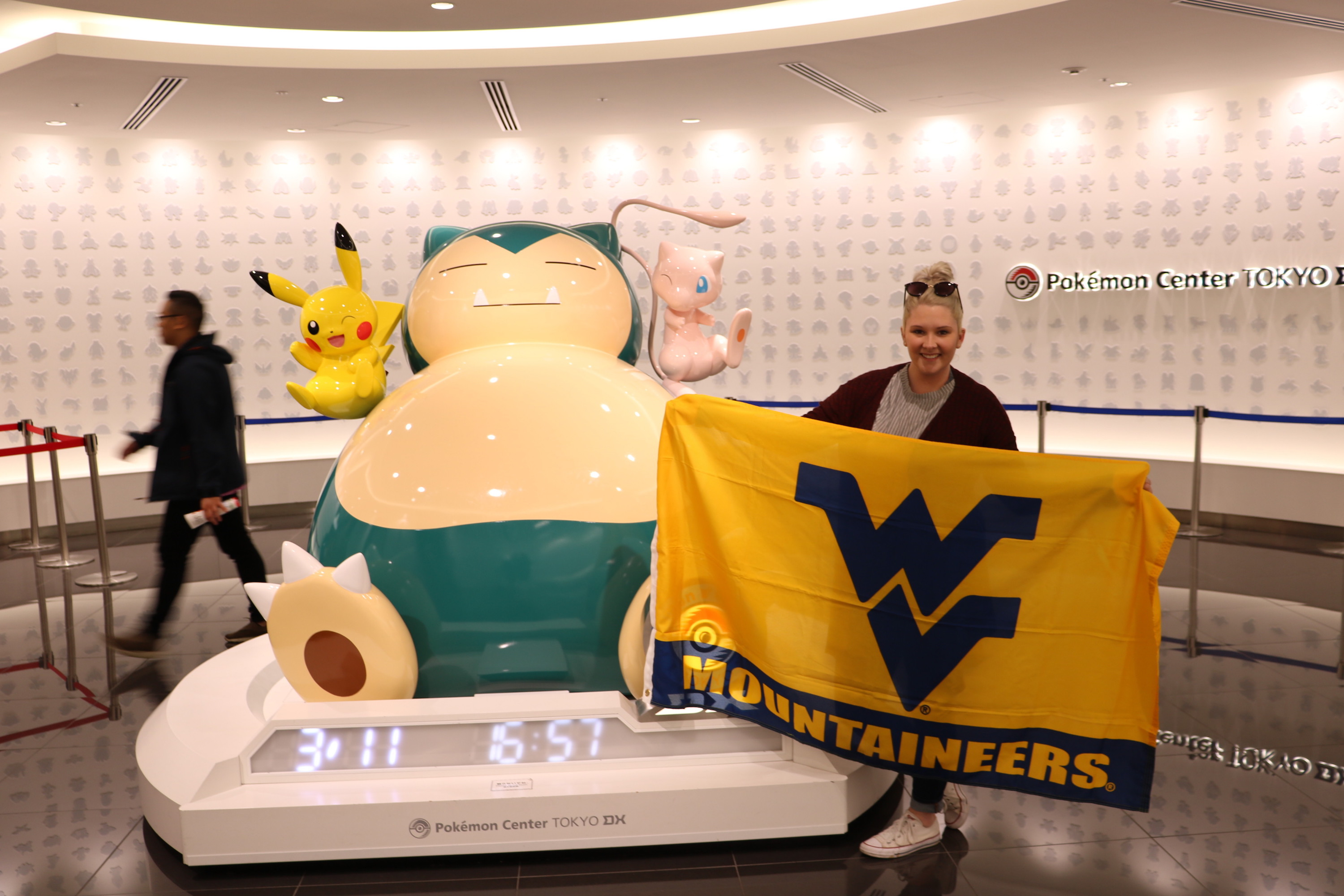 West Virginia University student Kylie Wilson is using her research on health campaigns to improve the lives of individuals who suffer from mental illness.
