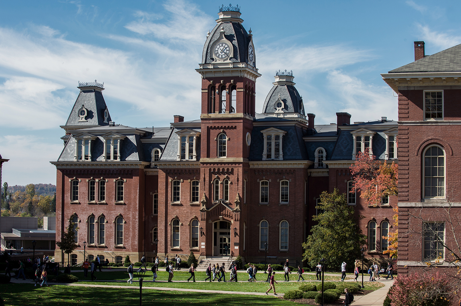 The Eberly College of Arts and Sciences Dean's Office has announced the first cohort of Woodburn Fellowship recipients, whose two-year terms start in August 2020. 